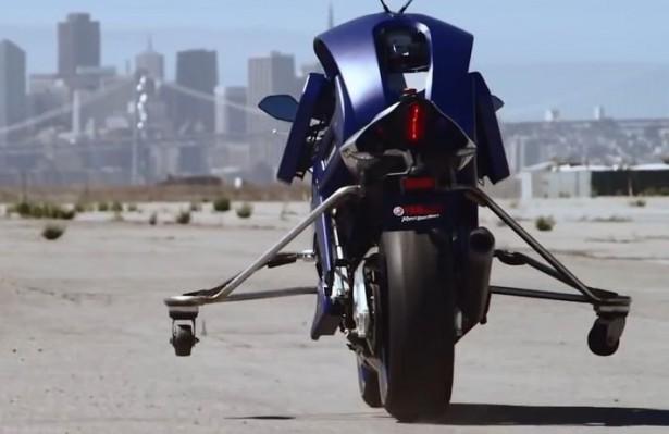 Yamaha мотоцикл с искусственным интеллектом 2017 фото 01