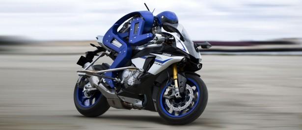 Yamaha мотоцикл с искусственным интеллектом 2017 фото 02
