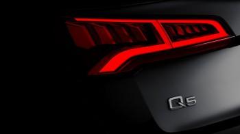 Audi Q5 получит регулируемую пневмоподвеску
