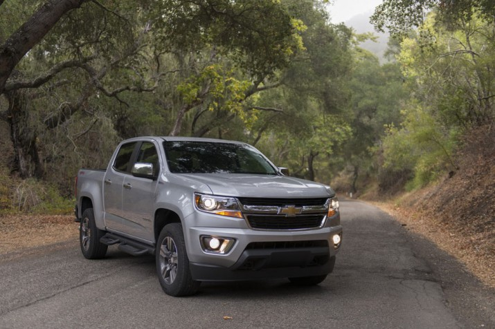 Chevrolet Colorado 2017  Фото 5