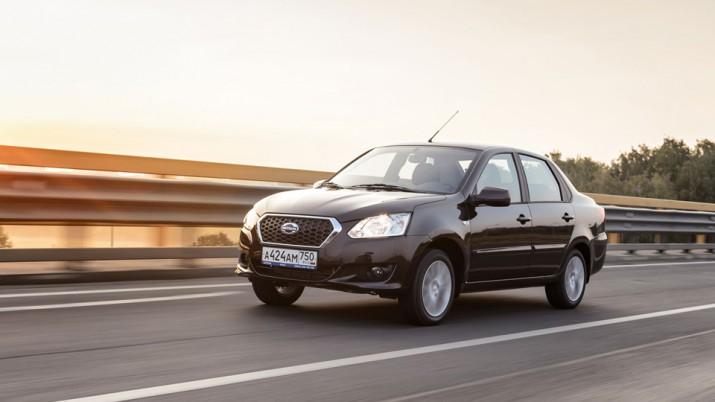 Datsun начнёт сборку седана on-Do с АКПП уже в сентябре