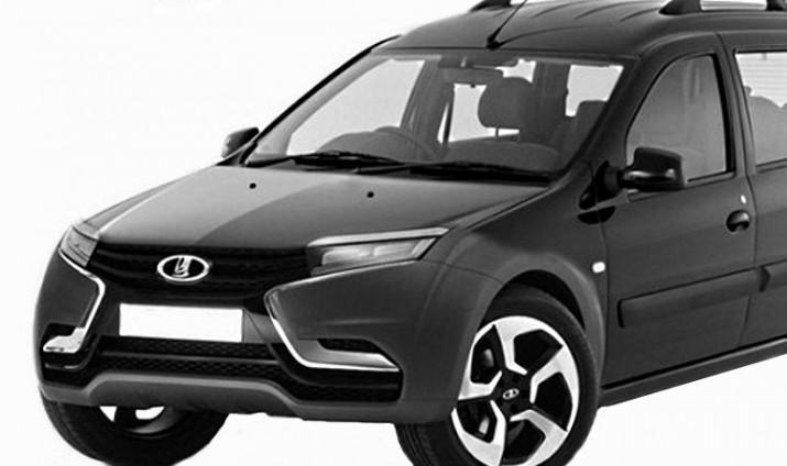 Lada Largus отложен до 2019 года