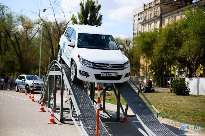 Фитнес Weekend Volkswagen Фото 05