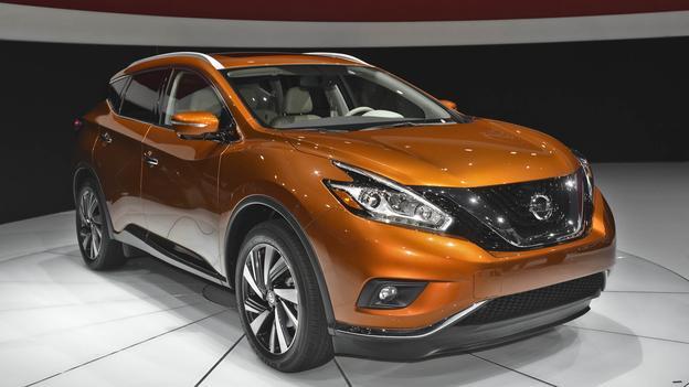 Флагман Nissan Murano поступил в продажу в России