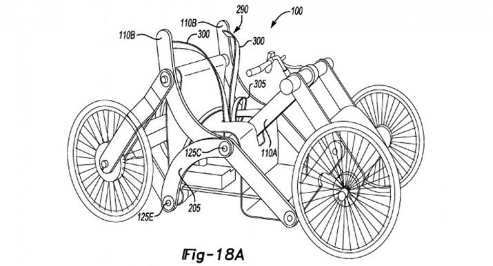 Ford четырехколесный велосипед 2016