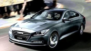 Genesis G60 рассекречены российские комплектации премиального седана