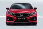 Honda Civic 2017 Фото 05