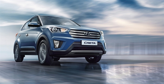 Hyundai Creta поднялся в цене с сентября
