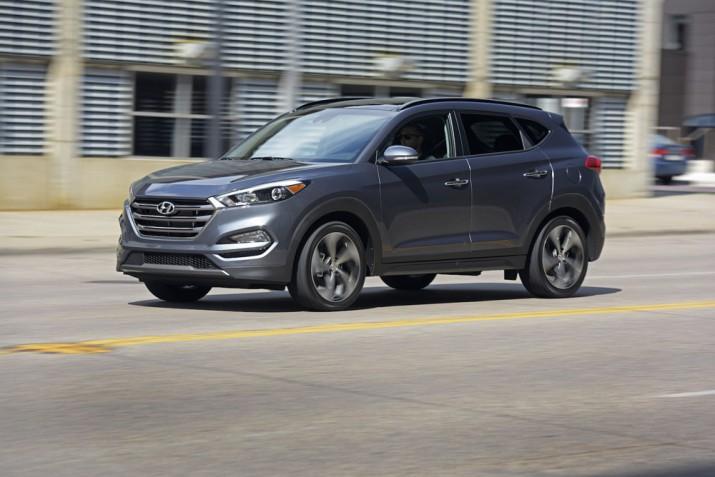 Hyundai Tucson 2016 Фото 01