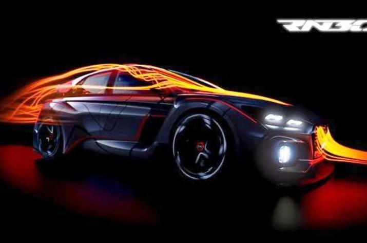 Hyundai показал анонс новой модели RN30