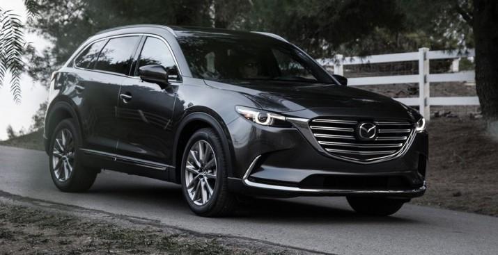 Mazda рассекретила начинку внедорожника CX-9
