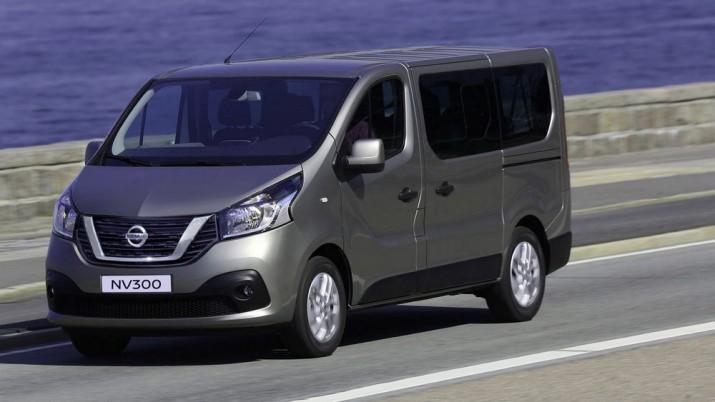 Nissan NV300 поступит в продажу в октябре