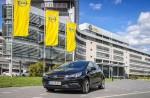 Opel Astra K 2017 Фото 04