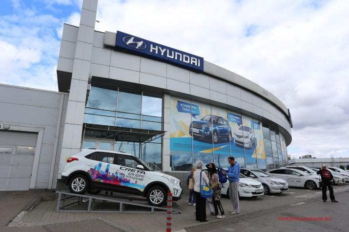 Hyundai Creta в Волгограде Фото 31