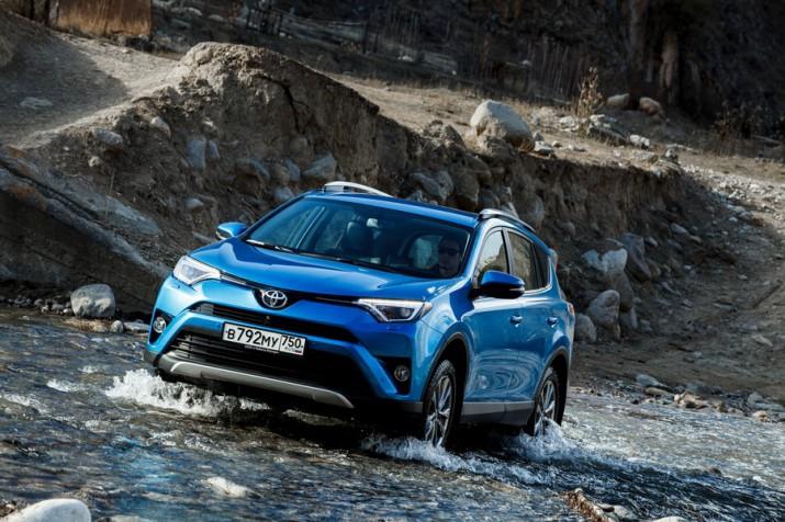 Дизельный кроссовер Toyota RAV4 возможно вернётся в российское производство