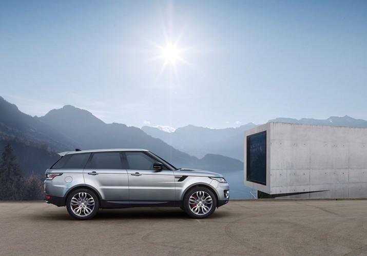 Range Rover Sport 2017 Фото 1