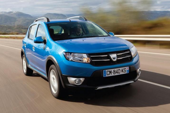 Renault рассекретили самые популярные рестайлинговые модели Logan и Sandero