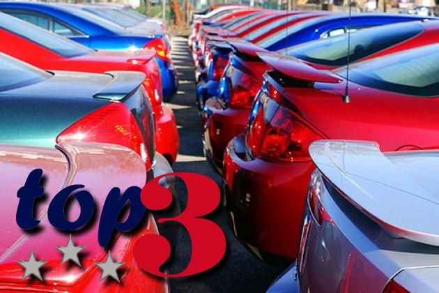 РФ оказалась 3-й вевропейских странах попродажам авто вконце лета