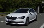 ŠKODA AUTO Россия объявляет о начале продаж нового Superb Combi