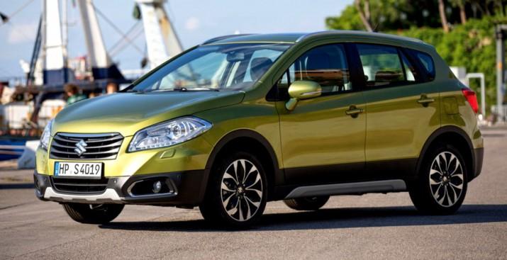 Suzuki SX4 получил российский ценник