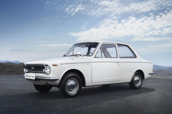 Toyota Corolla 1966