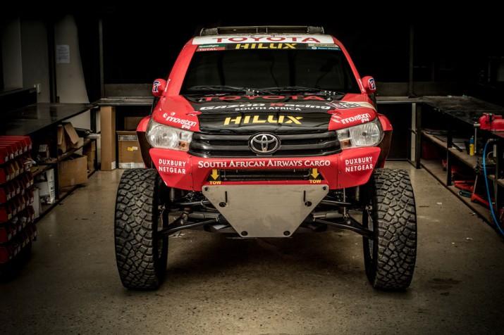 Toyota Hilux Evo 2017  01