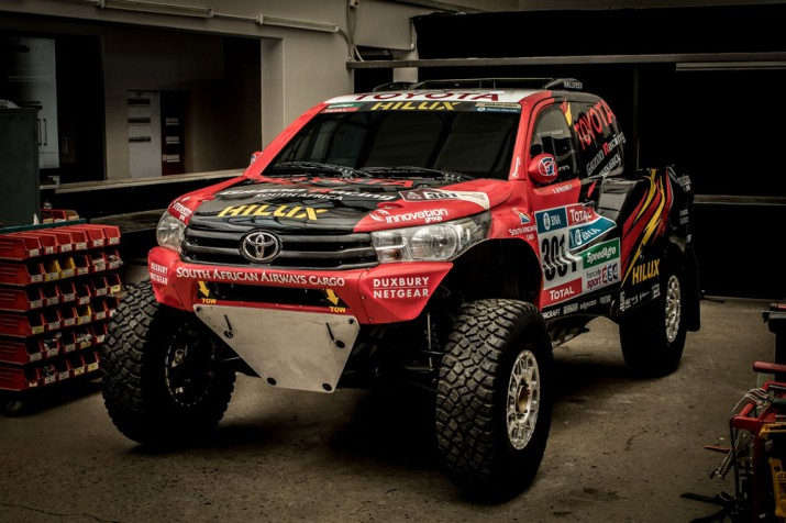 Toyota Hilux Evo 2017  02