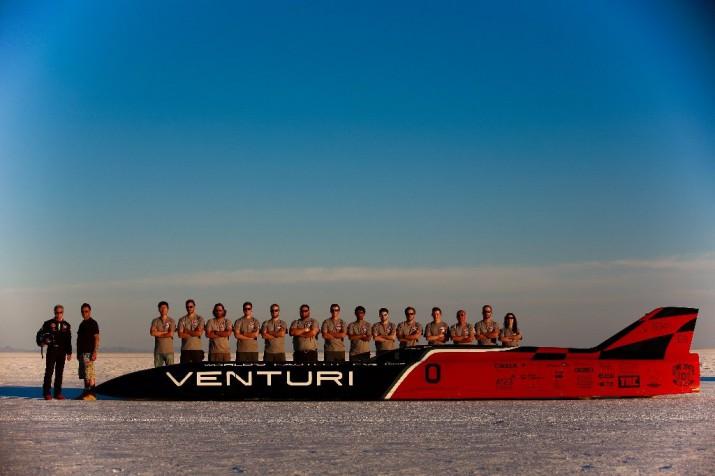 Venturi VBB-3 2016 Фото 01