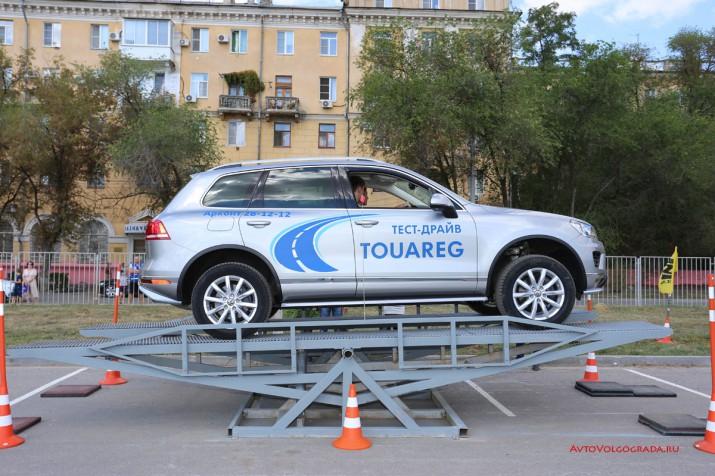 Внедорожный тест-драйв Volkswagen Арконт 23