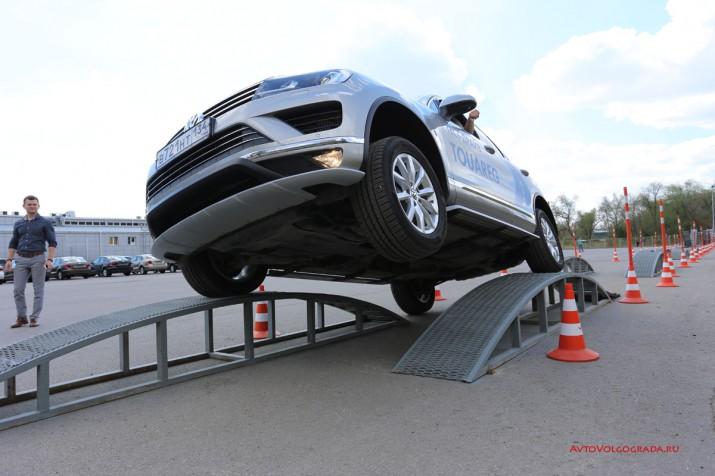 Внедорожный тест-драйв Volkswagen Арконт 27