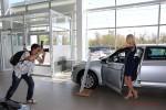 Внедорожный тест-драйв Volkswagen Арконт 40