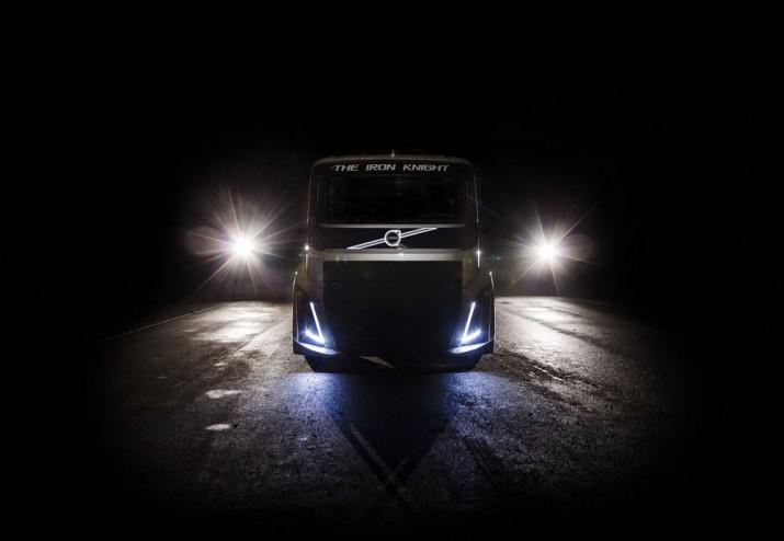Volvo Trucks Iron Knight 2016 Фото 1
