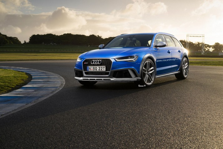 audi rs6 allroad 2016
