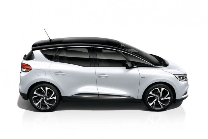 renault scenic edition one 2017