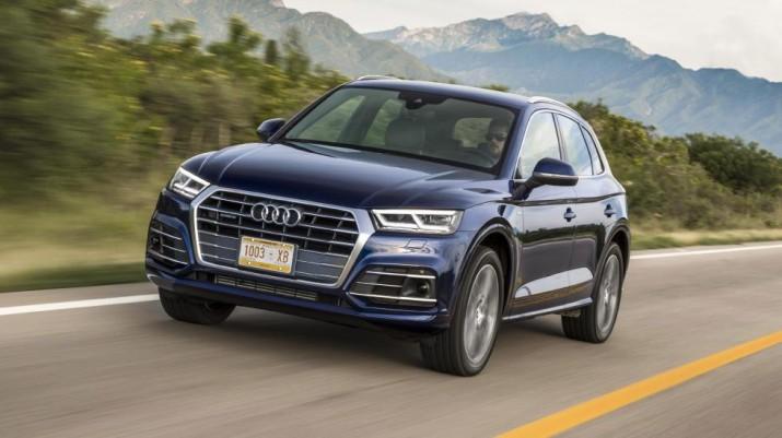Audi Q5 приедет в Россию весной 2017 года