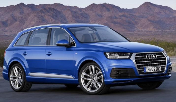 Audi готовит бюджетную версию внедорожника Q7