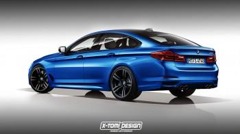 BMW 5-Series M5 GT 2017 фото 02