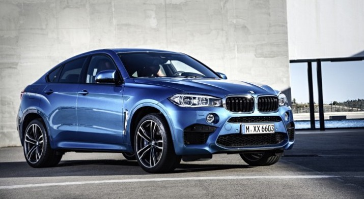 BMW готовит заряженный кроссовер X7 M