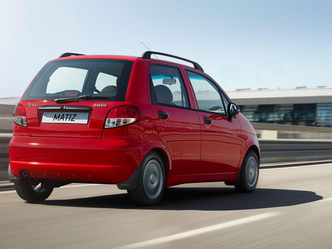 Смотреть Новый ravon matiz: доступный автомобиль на отечесвенном рынке видео