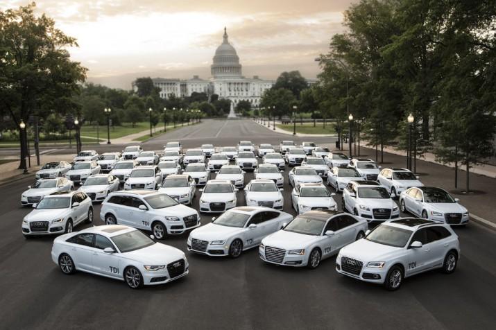 Volkswagen и Audi