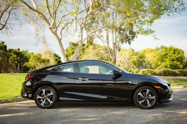 Honda Civic Coupe 2016 Фото 4