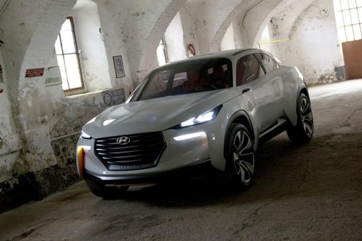 Hyundai Intrado концепт 2017 Фото 01