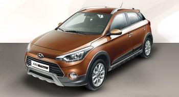 Тизер Hyundai i20 Cross