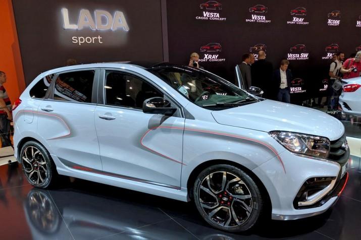 Lada XRAY Sport готовится встать на конвейер