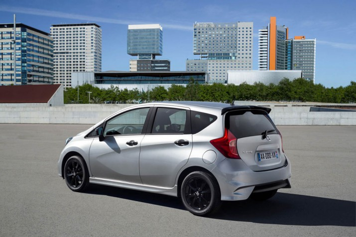 Nissan Note 2017 Фото 02