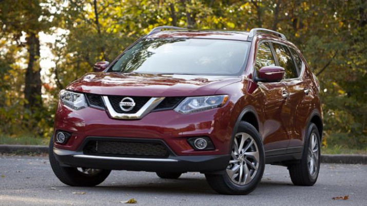 Nissan X-Trail получит новую внешность и новый мотор в 2017 году