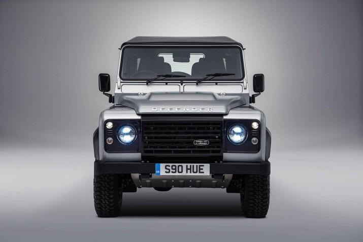 Land Rover Defender дебютирует в 2019 году
