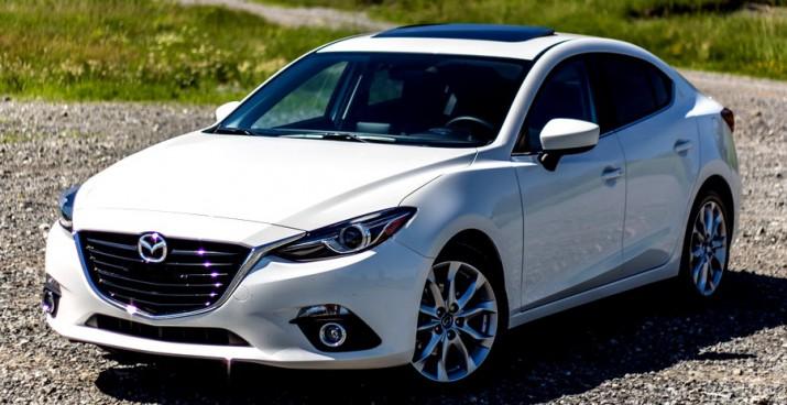Mazda 3 уже вышла на российский рынок