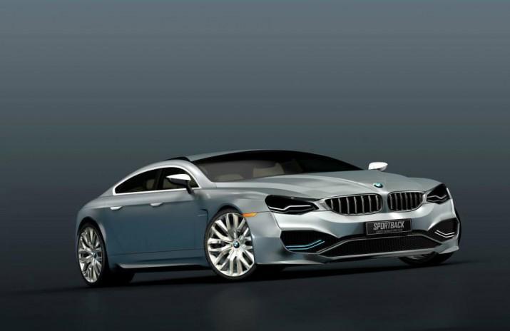 информация о BMW M8 появилась в Сети