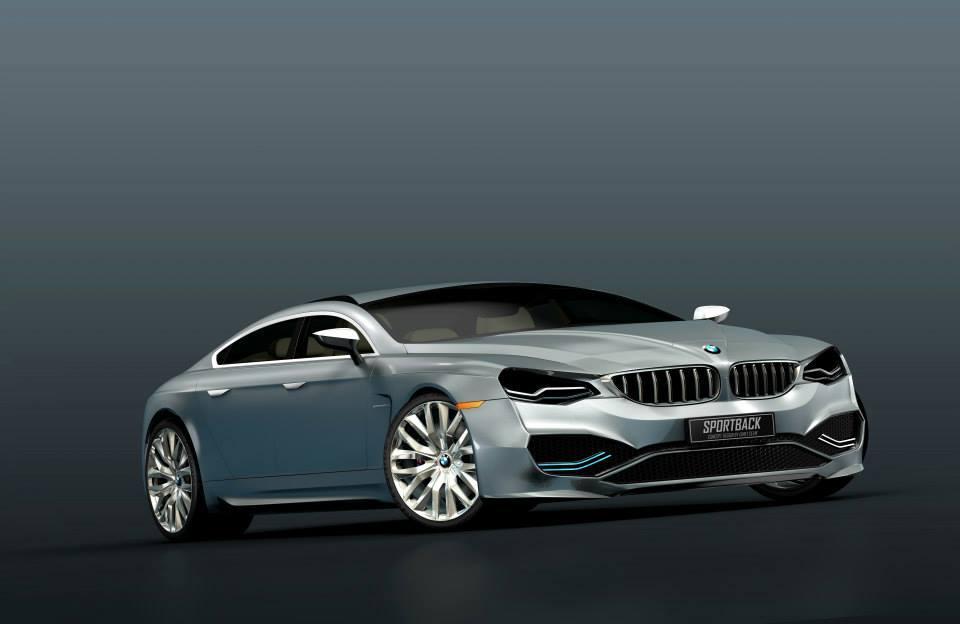 Рассекречены первые подробности о новом BMW M8